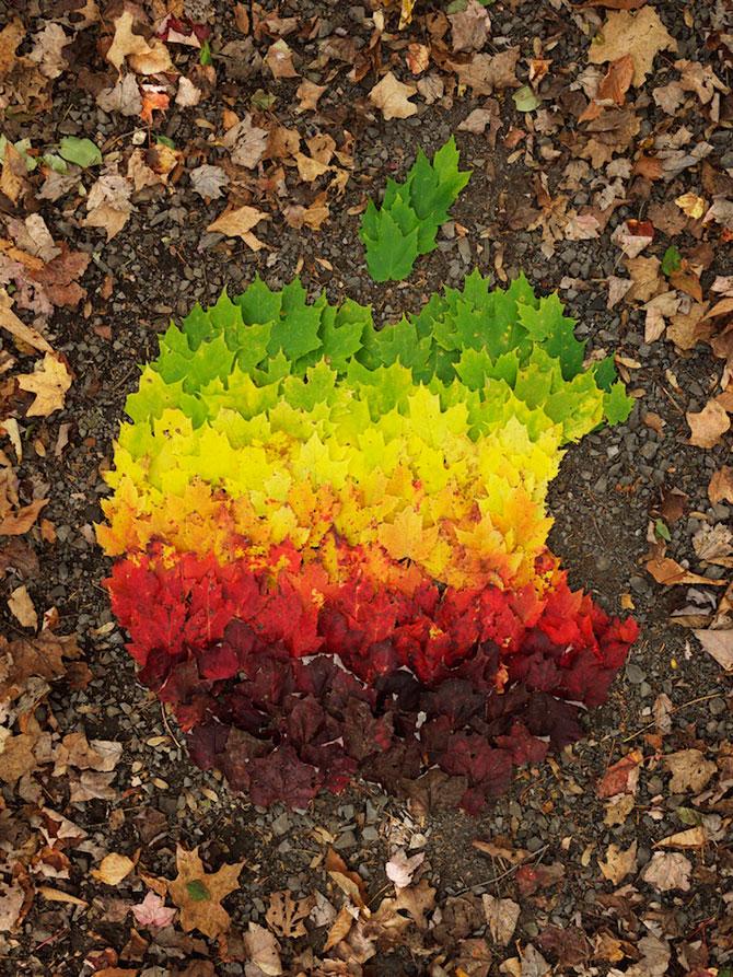 10 curcubee din frunze de toamna - Poza 7