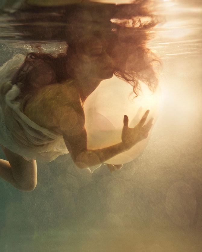 Dansatoare sub apa, de Mallory Morrison