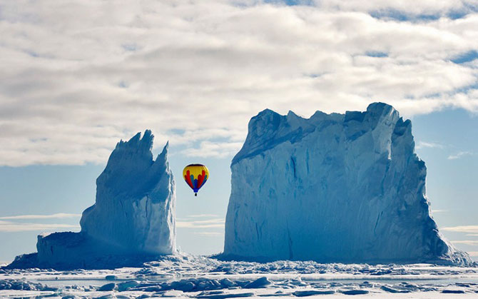 Cei mai inspirati calatori din 2012 pentru National Geographic - Poza 2