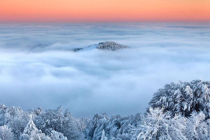 12 fotografii deasupra norilor: zboruri fascinante - Poza 2