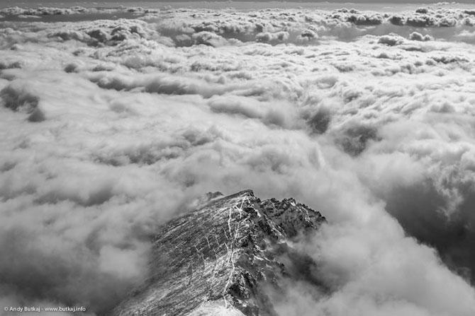 12 fotografii deasupra norilor: zboruri fascinante - Poza 5