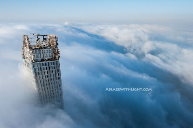 12 fotografii deasupra norilor: zboruri fascinante - Poza 6