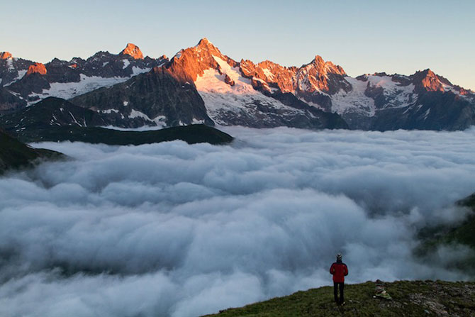 12 fotografii deasupra norilor: zboruri fascinante - Poza 7
