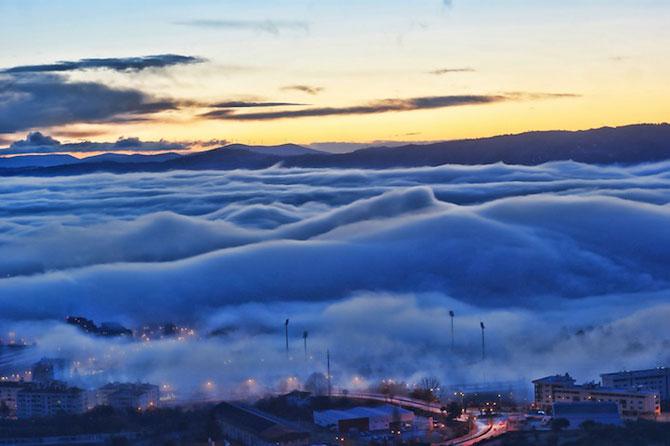 12 fotografii deasupra norilor: zboruri fascinante - Poza 8