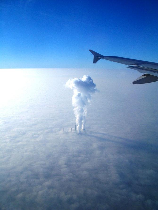 12 fotografii deasupra norilor: zboruri fascinante - Poza 10