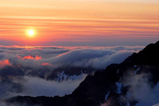 12 fotografii deasupra norilor: zboruri fascinante - Poza 11