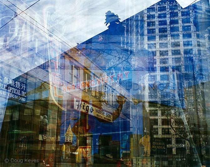Urban expus ad infinitum de Doug Keyes - Poza 2