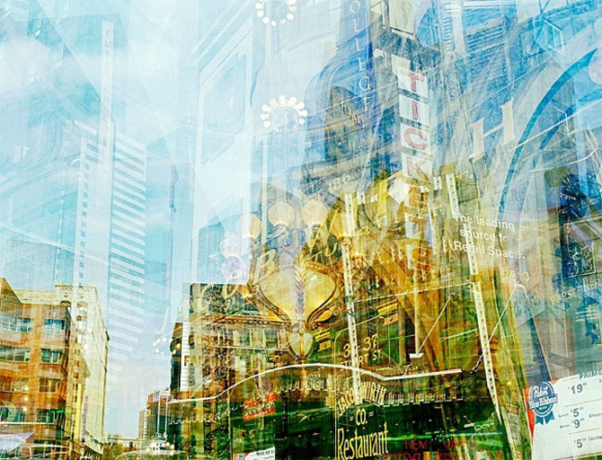 Urban expus ad infinitum de Doug Keyes - Poza 14