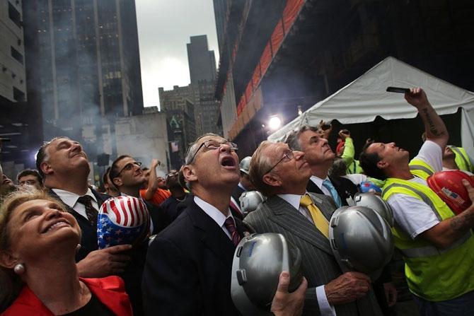 Cele mai impresionante imagini din 2012 - partea 2 - Poza 11