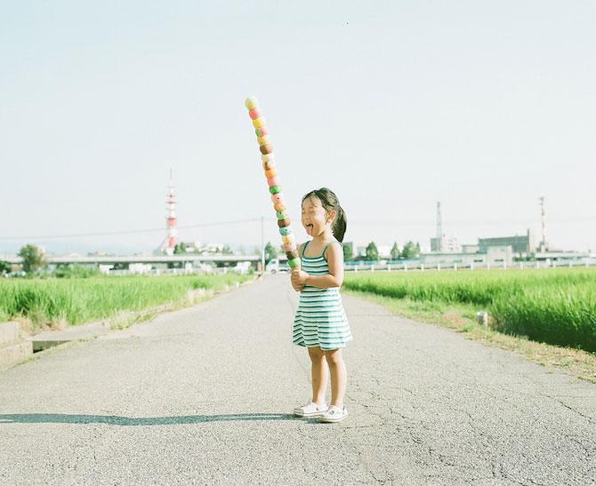 Kanna, fetita cu cea mai bogata imaginatie - Poza 1