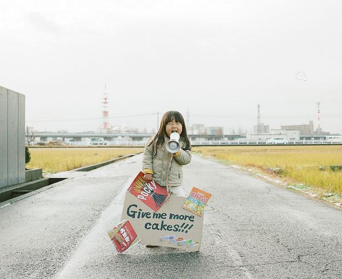 Kanna, fetita cu cea mai bogata imaginatie - Poza 3