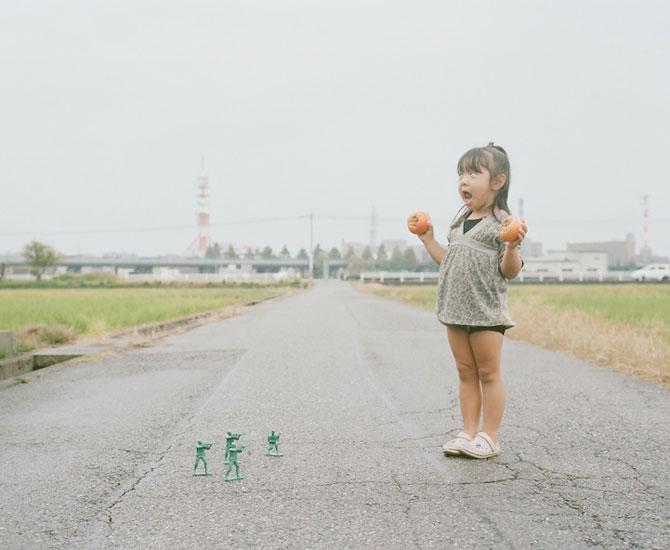 Kanna, fetita cu cea mai bogata imaginatie - Poza 5