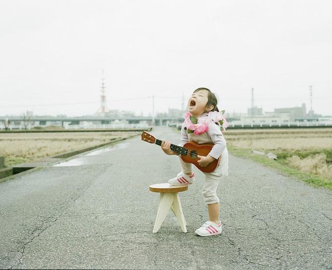 Kanna, fetita cu cea mai bogata imaginatie - Poza 6