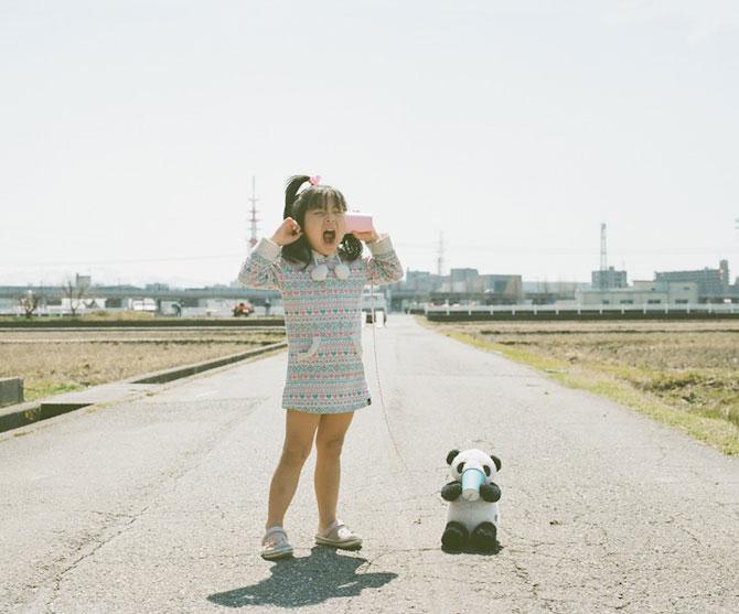 Kanna, fetita cu cea mai bogata imaginatie - Poza 7