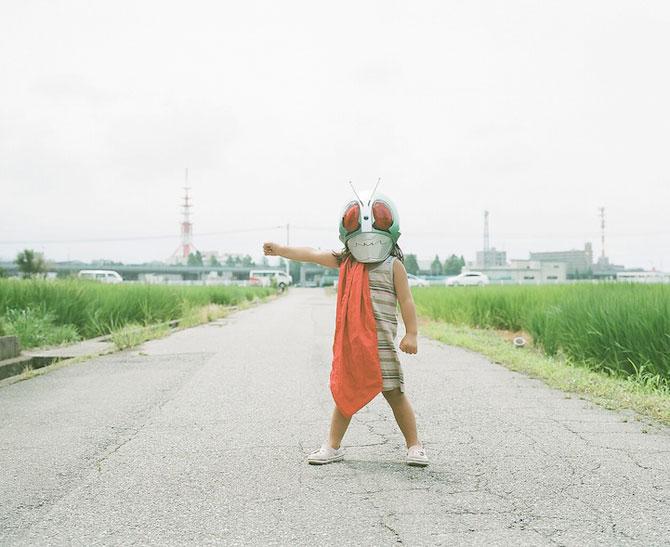 Kanna, fetita cu cea mai bogata imaginatie - Poza 8