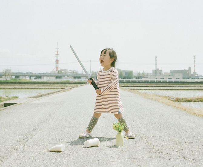 Kanna, fetita cu cea mai bogata imaginatie - Poza 9