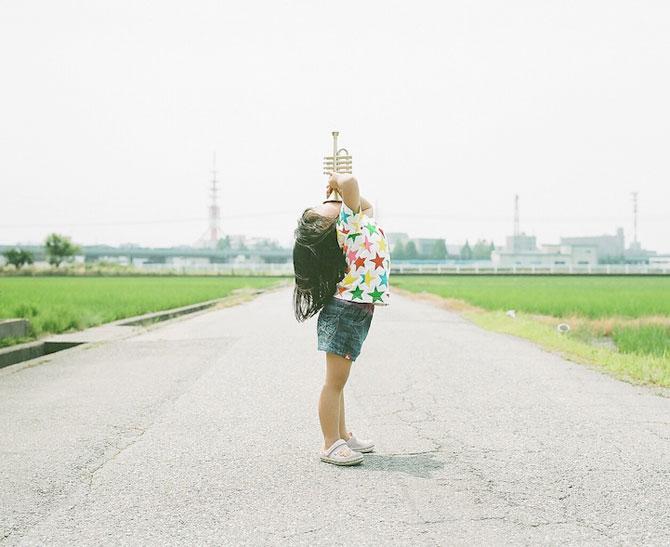 Kanna, fetita cu cea mai bogata imaginatie - Poza 10