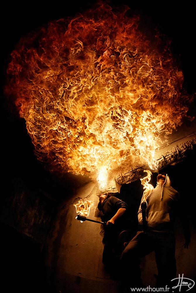 Cum se joaca Tom Lacoste cu focul - Poza 4