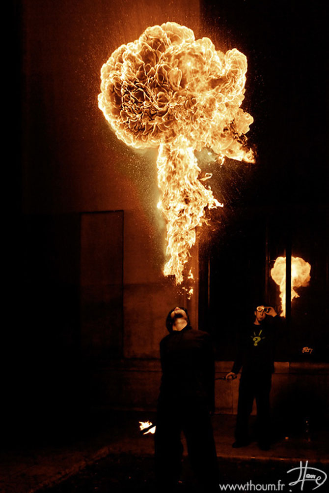 Cum se joaca Tom Lacoste cu focul - Poza 5