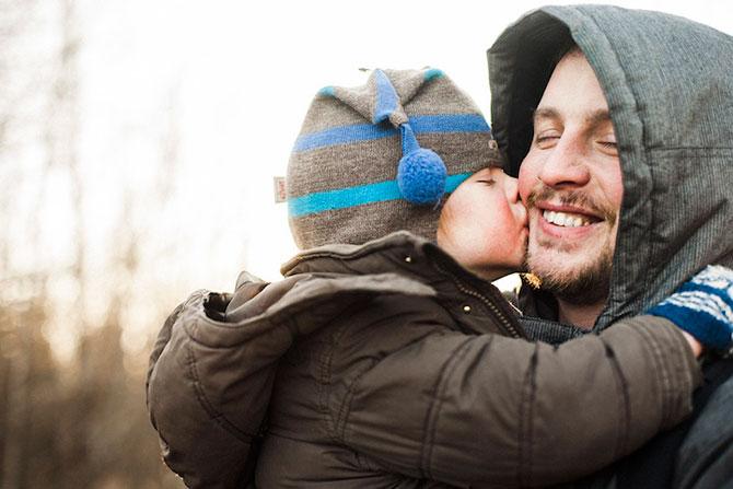 Copilaria celor doi frati islandezi, surprinsa de mama lor - Poza 3