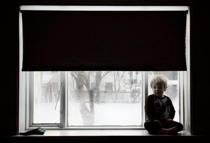 Copilaria celor doi frati islandezi, surprinsa de mama lor - Poza 11
