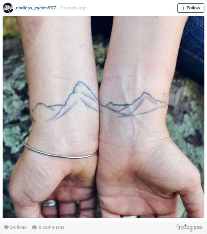 9 idei de tatuaje pentru iubitorii de calatorii - Poza 6
