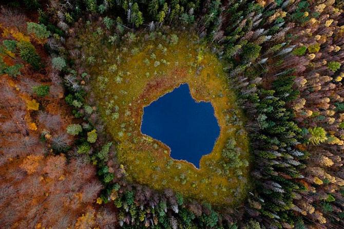 Lacurile din Polonia de-a lungul anotimpurilor - Poza 2