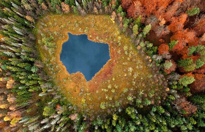 Lacurile din Polonia de-a lungul anotimpurilor - Poza 3