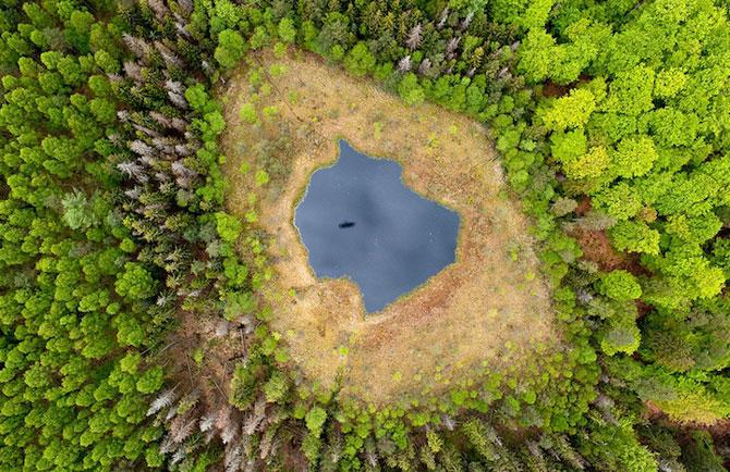 Lacurile din Polonia de-a lungul anotimpurilor - Poza 4