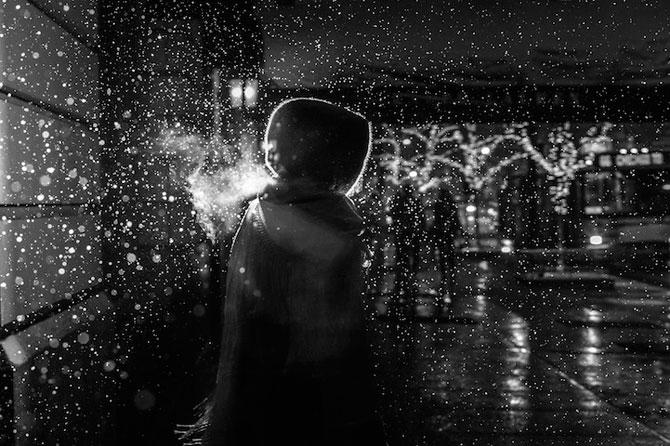 Siluete luminoase pe strazile din Chicago - Poza 3