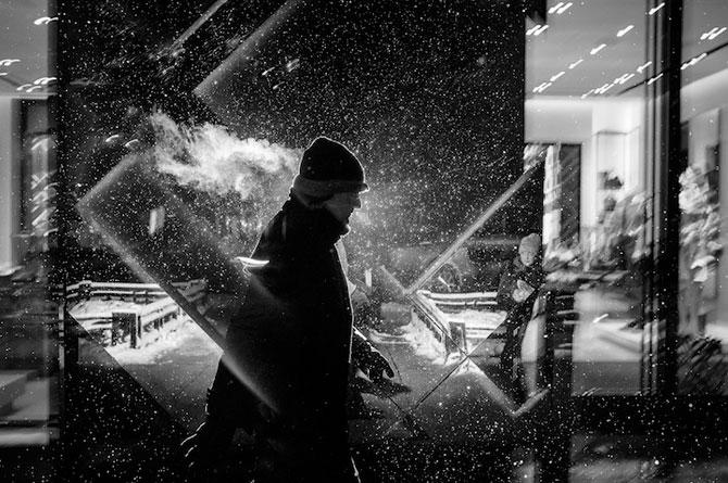 Siluete luminoase pe strazile din Chicago - Poza 6