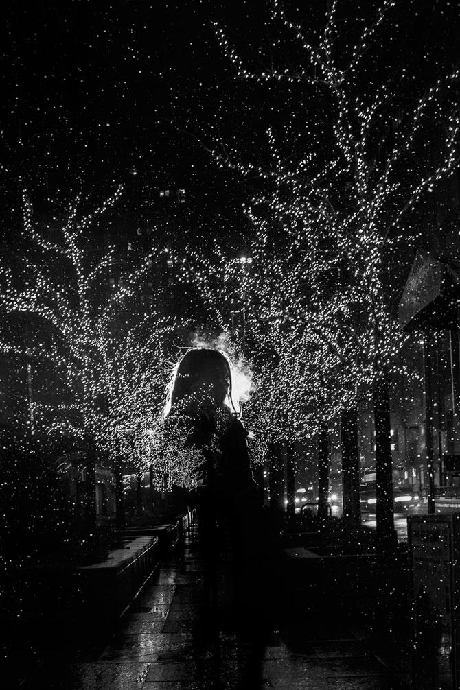 Siluete luminoase pe strazile din Chicago - Poza 10