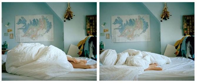 Emotionant: Mama si fiica cu sindromul Down se fotografiaza una pe alt - Poza 2