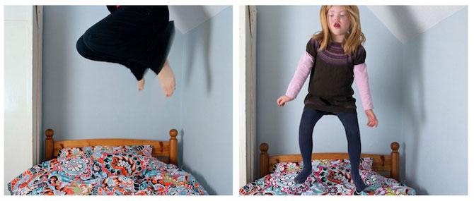 Emotionant: Mama si fiica cu sindromul Down se fotografiaza una pe alt - Poza 7