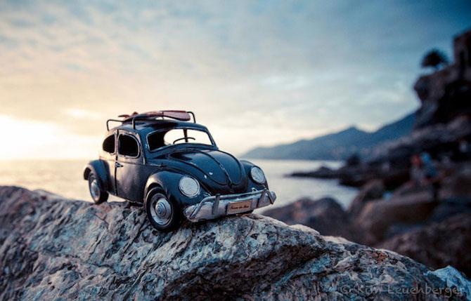 Aventuri cu miniaturi de masini, de Kim Leuenberger - Poza 1