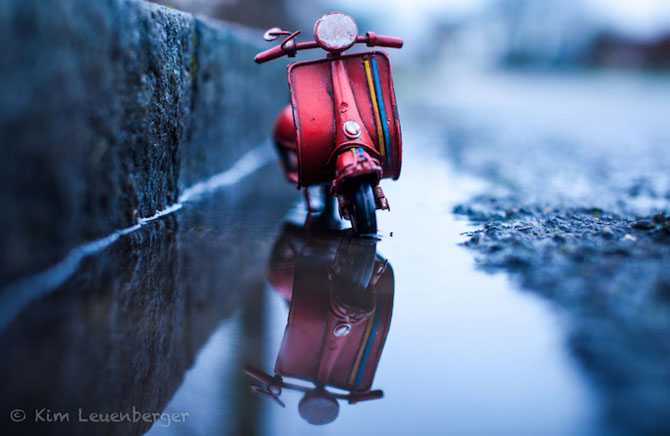 Aventuri cu miniaturi de masini, de Kim Leuenberger - Poza 2