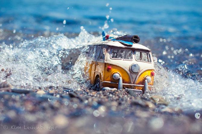 Aventuri cu miniaturi de masini, de Kim Leuenberger - Poza 3