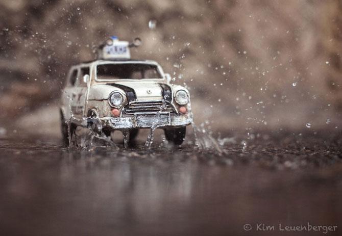 Aventuri cu miniaturi de masini, de Kim Leuenberger - Poza 4