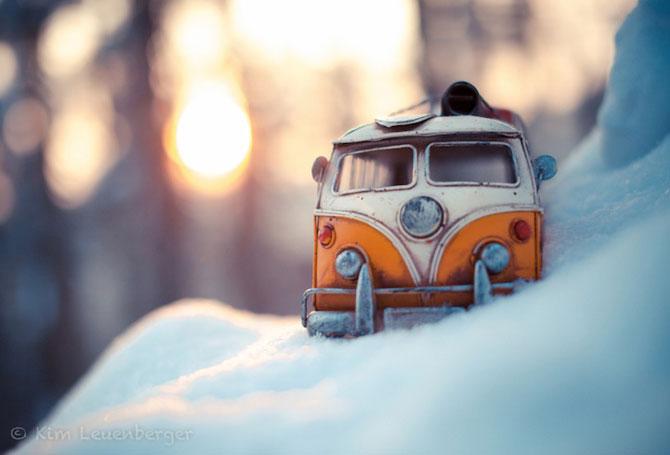 Aventuri cu miniaturi de masini, de Kim Leuenberger - Poza 7