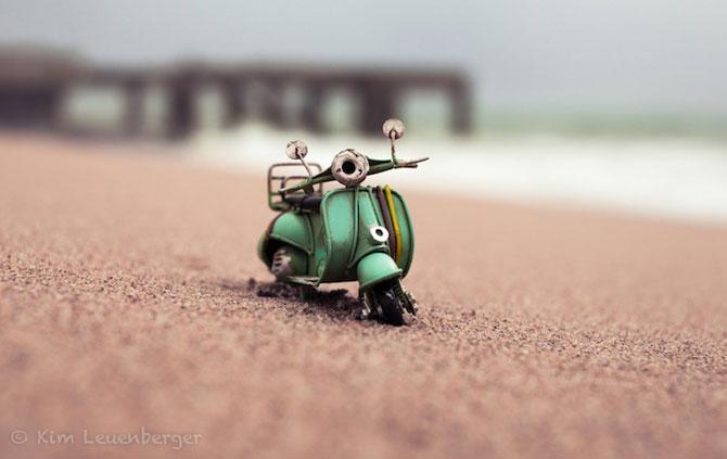 Aventuri cu miniaturi de masini, de Kim Leuenberger - Poza 9
