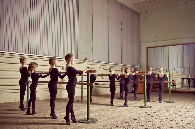 Micutele balerine rusoaice, la inceput de cariera - Poza 1