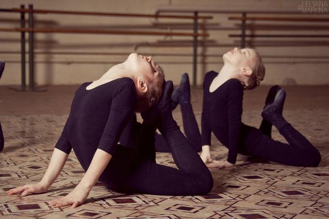 Micutele balerine rusoaice, la inceput de cariera - Poza 2