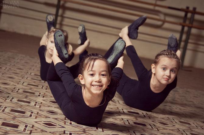 Micutele balerine rusoaice, la inceput de cariera - Poza 3