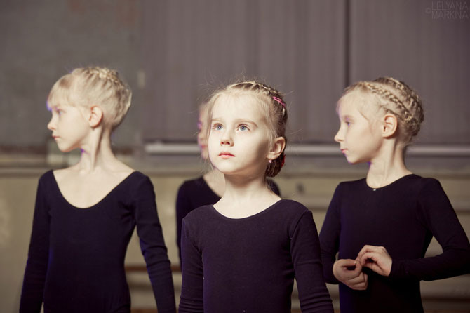 Micutele balerine rusoaice, la inceput de cariera - Poza 5