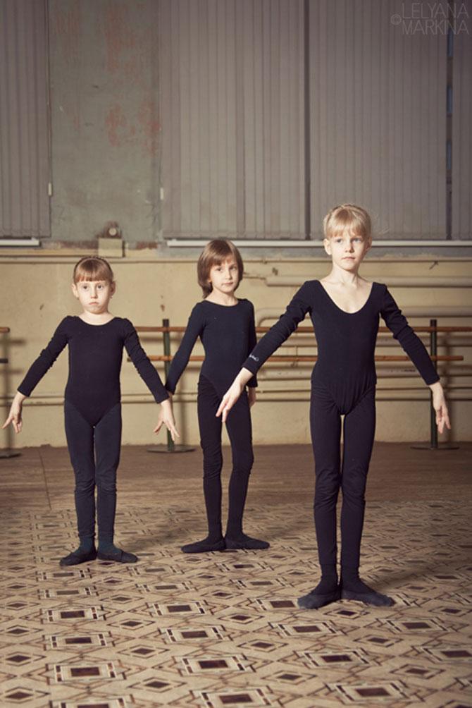 Micutele balerine rusoaice, la inceput de cariera - Poza 8