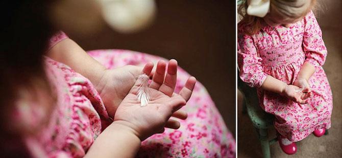 In memoriam: Tatal si fiica recreeaza fotografiile de nunta - Poza 6