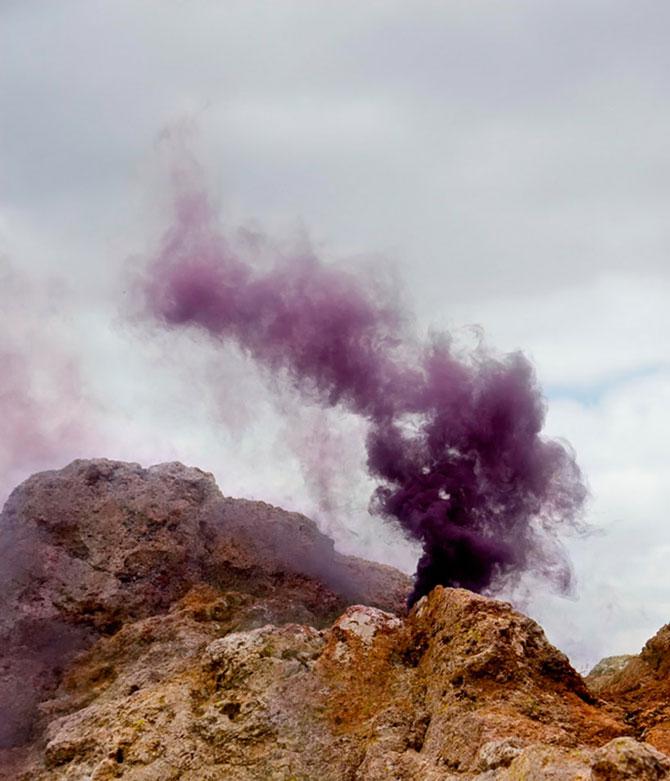 Lola Guerrera aduce norii in desert - Poza 5