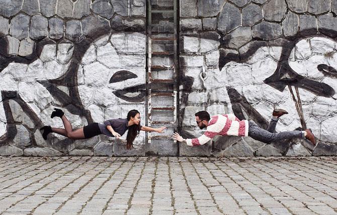 Oameni in cadere calma, de Brad Hammonds - Poza 2