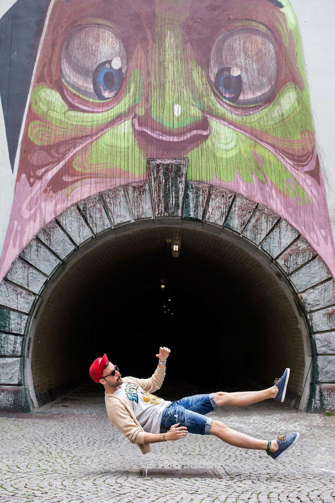 Oameni in cadere calma, de Brad Hammonds - Poza 9