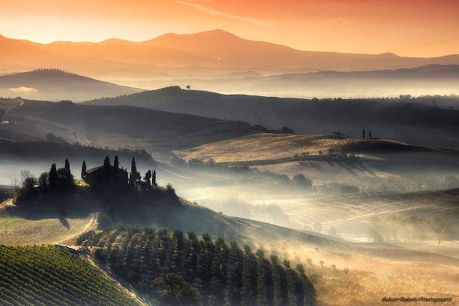 Peisaje minunate din Toscana, de Adnan Bubalo - Poza 3
